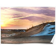 Sun, Surf and Snow Poster