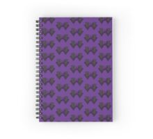 Sailor Saturn Brooch + Bow Spiral Notebook
