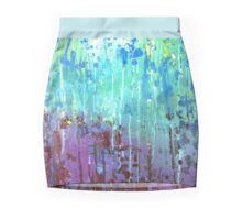 ::: Deep Lake I ::: Mini Skirt