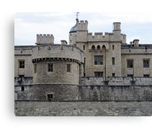 London - Tower of London Canvas Print