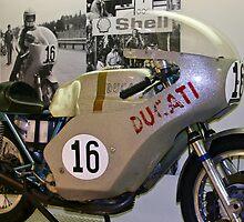 Paul Smart's Imola Winner 1972 by Steve Madsen