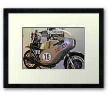 Paul Smart's Imola Winner 1972 Framed Print