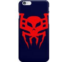Spidey 2099 iPhone Case/Skin