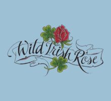 Wild Irish Rose One Piece - Short Sleeve