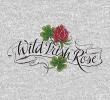 Wild Irish Rose Kids Tee