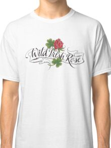 Wild Irish Rose Classic T-Shirt