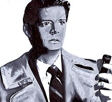 Special Agent Dale Cooper by MEGATRUCK