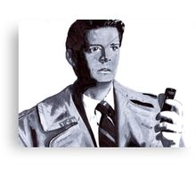 Special Agent Dale Cooper Canvas Print