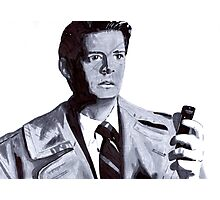 Special Agent Dale Cooper Photographic Print