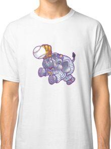 Wild Animal League Elephant Baseball  Classic T-Shirt