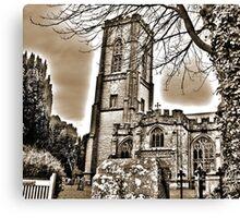 St Andrews Church Canvas Print