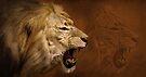 The Roar of the Lion by CarolM