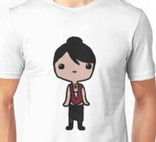 Chibi Morrigan Unisex T-Shirt