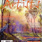 I made the Cover of &#x27;Artist&#x27;s Palette&#x27; Magazine! by Lynda Robinson