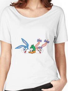 bunny duck bunny Women's Relaxed Fit T-Shirt