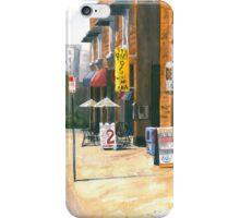 6th Street iPhone Case/Skin