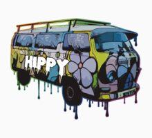 ZombieHIPPY • VW Van Design by ZombieHippy