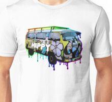 ZombieHIPPY • VW Van Design Unisex T-Shirt