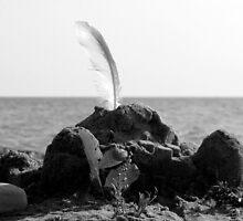 sand castle by Leeanne Middleton