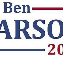Ben Carson 2016 by ESDesign