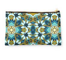 Floral mosaic Studio Pouch