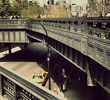 New York High Line. New York City, New York by crashbangwallop