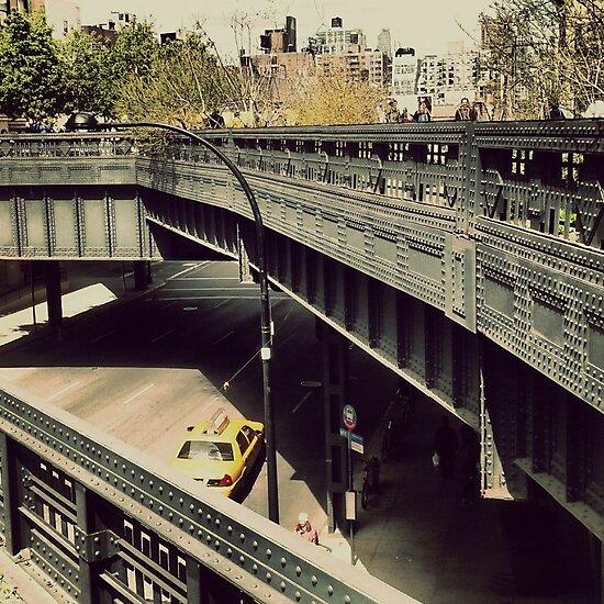 New York High Line. New York City, New York by crashbangwallop