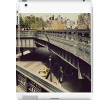 New York High Line. New York City, New York iPad Case/Skin