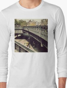 New York High Line. New York City, New York Long Sleeve T-Shirt
