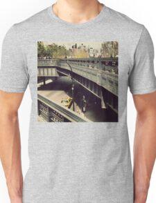New York High Line. New York City, New York Unisex T-Shirt