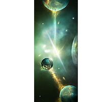 Time Sphere 2 Photographic Print