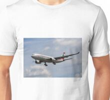 Middle Eastern Airlines Airbus A330 Unisex T-Shirt