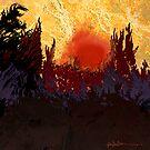 """Rising Sun"" by Patrice Baldwin"