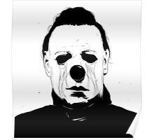 Myers, The Clown Poster