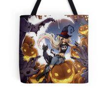 Rotten Romance Halloween Tote Bag