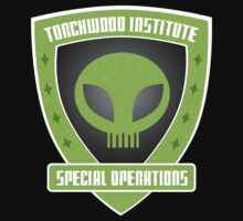 Torchwood Spec Ops by fishbiscuit