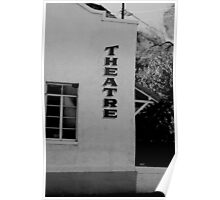 Bisbee Theatre Poster