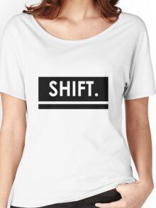 SHIFT. Women's Relaxed Fit T-Shirt