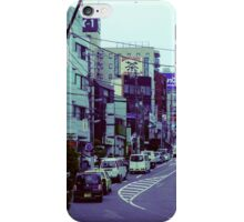 Streets of Japan - Traffic iPhone Case/Skin