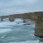 Great Ocean Road by Jen Bullen