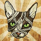 Mummy Cat by wesleykhall