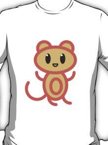 bold kawaii monkey T-Shirt