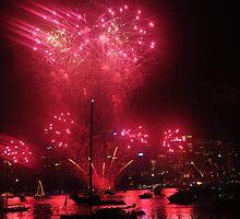 2011 fireworks by Leeda