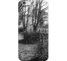 Willow Hurdles iPhone Case/Skin