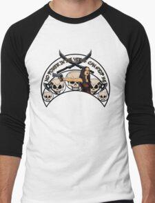 Unstoppable River Men's Baseball ¾ T-Shirt