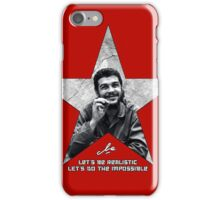 Che: Let's be realistic iPhone Case/Skin