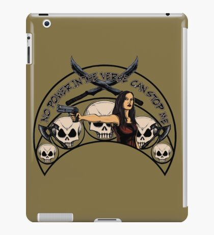 Unstoppable River iPad Case/Skin