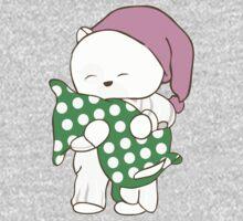 White Teddy Bear Kids Clothes
