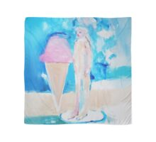 The Giant Ice Cream Cone  (from Bob Lobster) Scarf