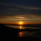 Sunset Oregon by JosephClayton